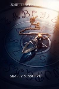 Crystal pendulum on a board